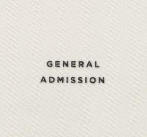 <span>General Admission</span><i>→</i>